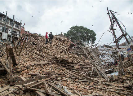 Know Why Nepal Is Prone To Dangerous Earthquakes Skymet