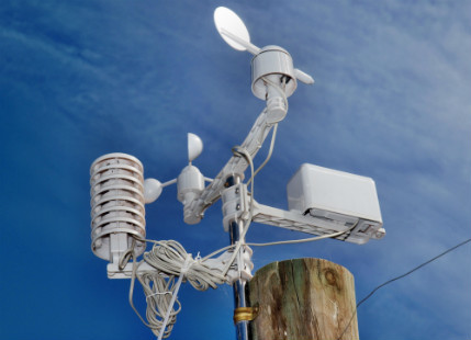 3D Printed Weather Stations