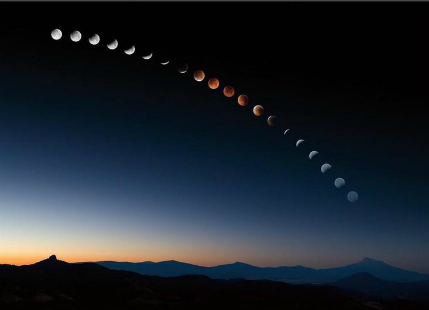 Shortest Total Lunar Eclipse to Occur on April 4