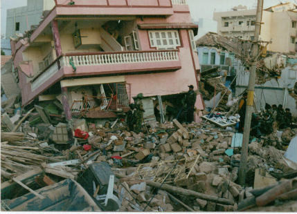 5 Most Earthquake Prone Cities in India
