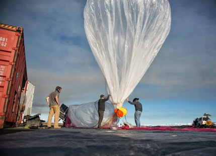 google project loon almost ready