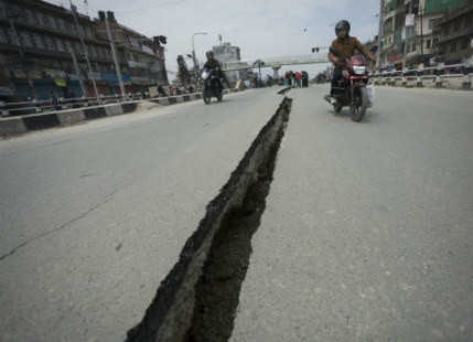 Why is Delhi prone to an earthquake