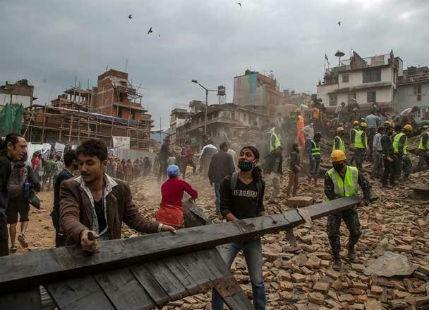 Rain to hamper rescue operations in Nepal