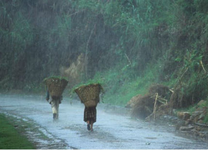 Rain in Northeastern States to Continue for the next 3 to 4 Days
