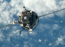 Russian Spacecraft loses control
