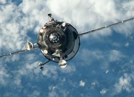 Russian Spacecraft loses control