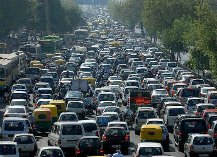 Agra buying banned cars from Delhi