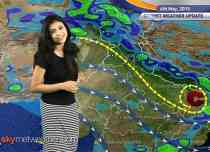 National Weather Video Report For 06-05-2015