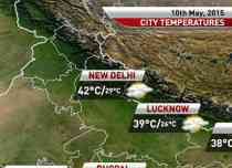 National Weather Video Report For 10-05-2015