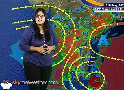 11-05-2015 - Skymet Weather Update1