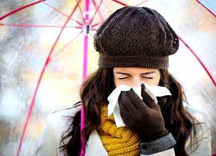 Allergies in monsoon