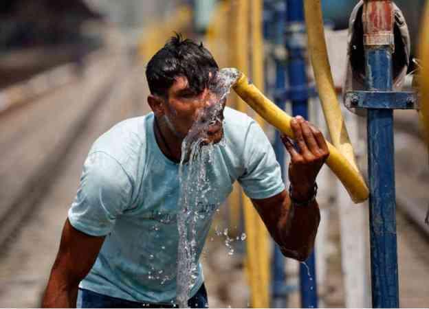 Allahabad heat