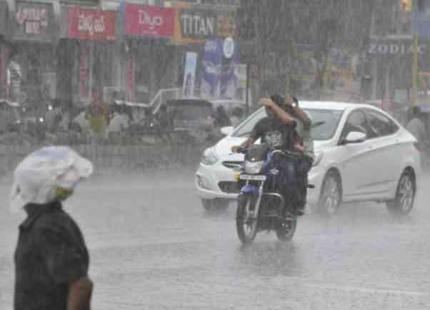 Assam rain