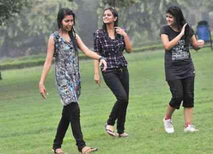 Delhi Rain_The Hindu