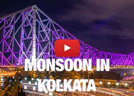 Enjoy Monsoon Bengali Style in Kolkata