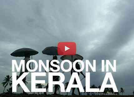 Romancing the rains in Kerala
