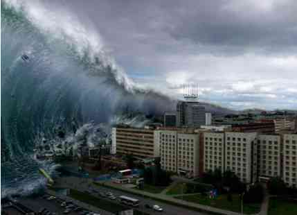 is well prepared for natural disasters skymet weather n ocean earthquake