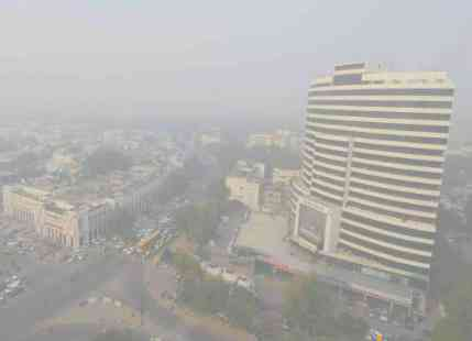 Dust storm and heat to worsen Delhi's air pollution crisis