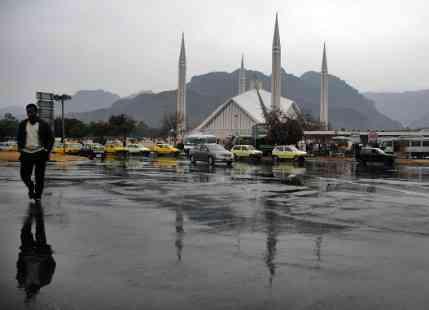 Neighbouring Countries of India Receive Good Rain