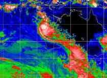 Tropical Cyclone Quang