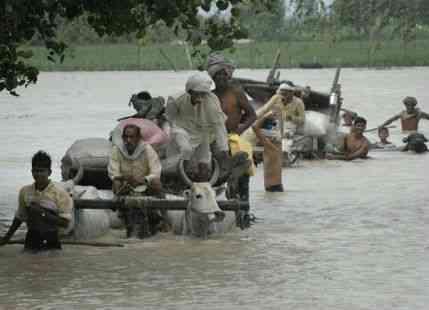 Monsoon in Uttar Pradesh