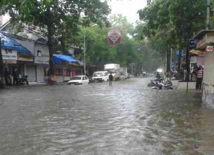 Mumbai-waterlogged