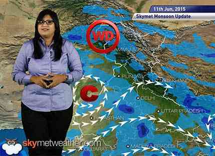 National Weather Video Report For 11-06-2015