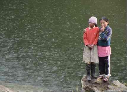 Rain in Assam