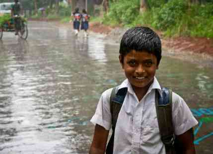 Rainy weekend ahead for parts of Pakistan and Bangladesh