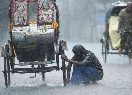 Low pressure area over Bay Of Bengal to reduce rain in Bangladesh