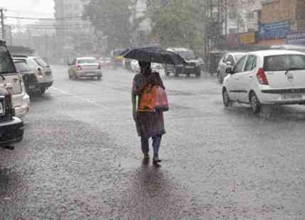 Bareilly receives good Monsoon showers