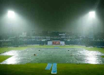 India Bangladesh 3rd ODI Weather