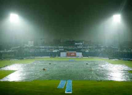 India Bangladesh 3rd ODI Weather