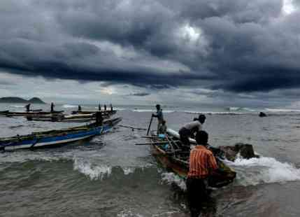 First Monsoon System Likely in Bay of Bengal