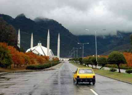 Pre-Monsoon Showers lash Parts of Pakistan