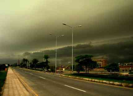 Rainy spell ahead for parts of Pakistan