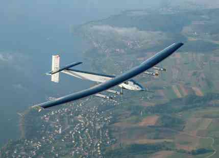 Solar Impulse 2 Pacific Flight
