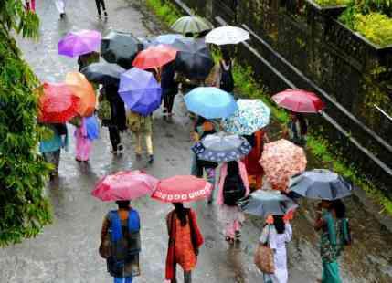 West Coast Monsoon India