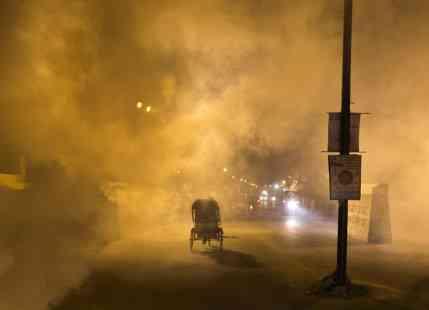 Air Quality Index India