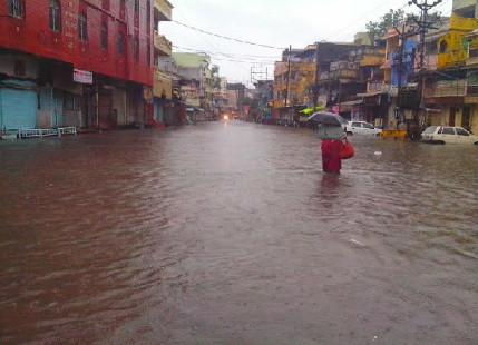 Bhopal rain