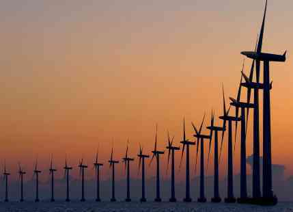 Denmark Wind Power