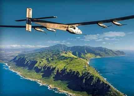 Solar Impulse 2 World Record