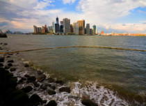 Global sea level study Hansen