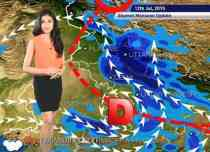 12 July, 2015 Monsoon Updates Skymet Weather