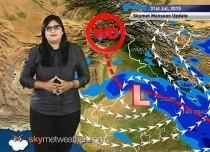 31 July, 2015 Monsoon Update: Skymet Weather