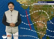 [Hindi] National Weather Video Report For 30-07-2015