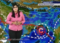 22 July, 2015 Monsoon Updates - Skymet Weather