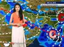 18 July, 2015 Monsoon Update: Skymet Weather
