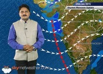 Hindi National Weather Video Report For 29-07-2015