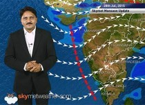 Hindi National Weather Video Report For 28-07-2015